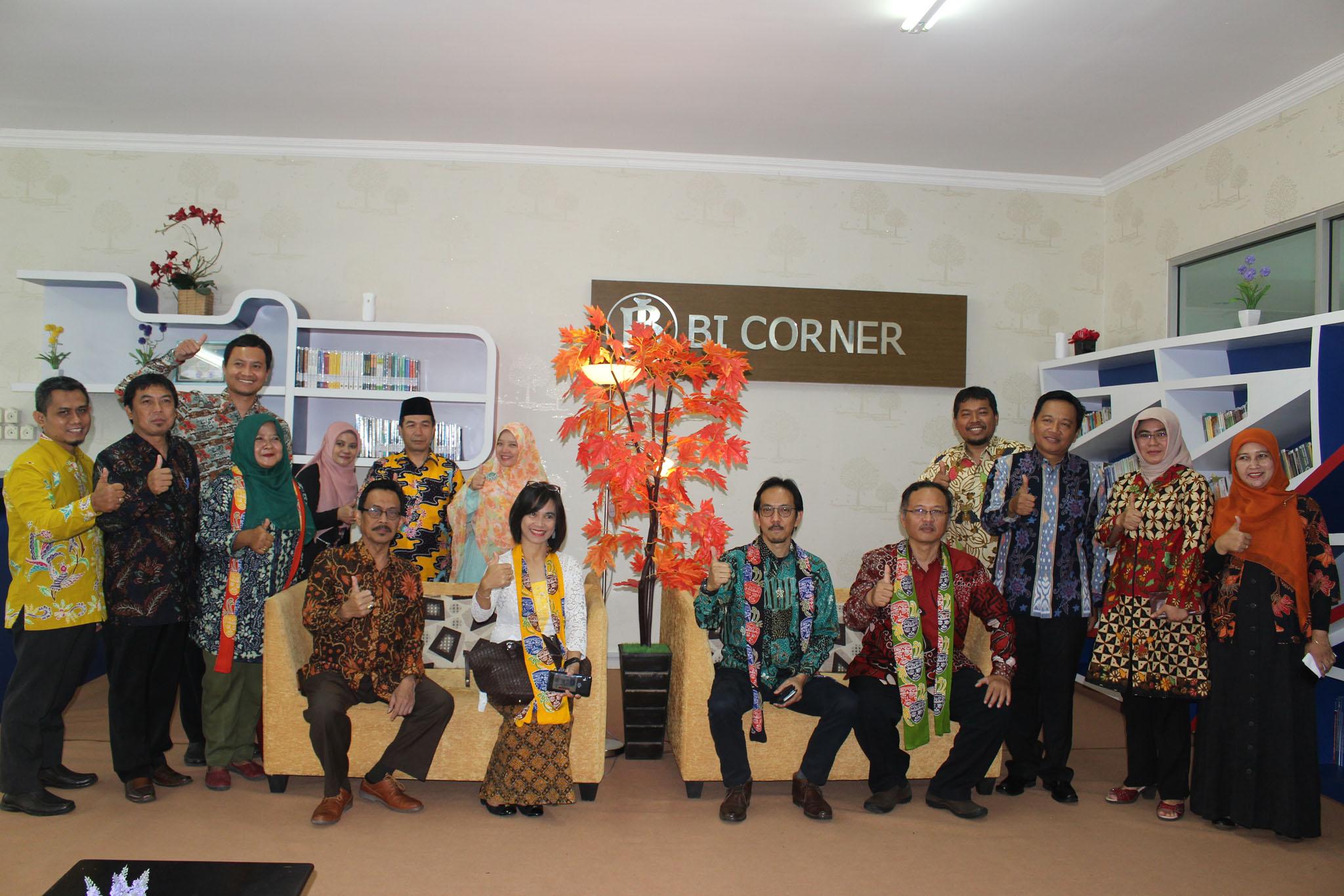 BI Corner UIN Malang Masuk Nominasi BI Corner Award