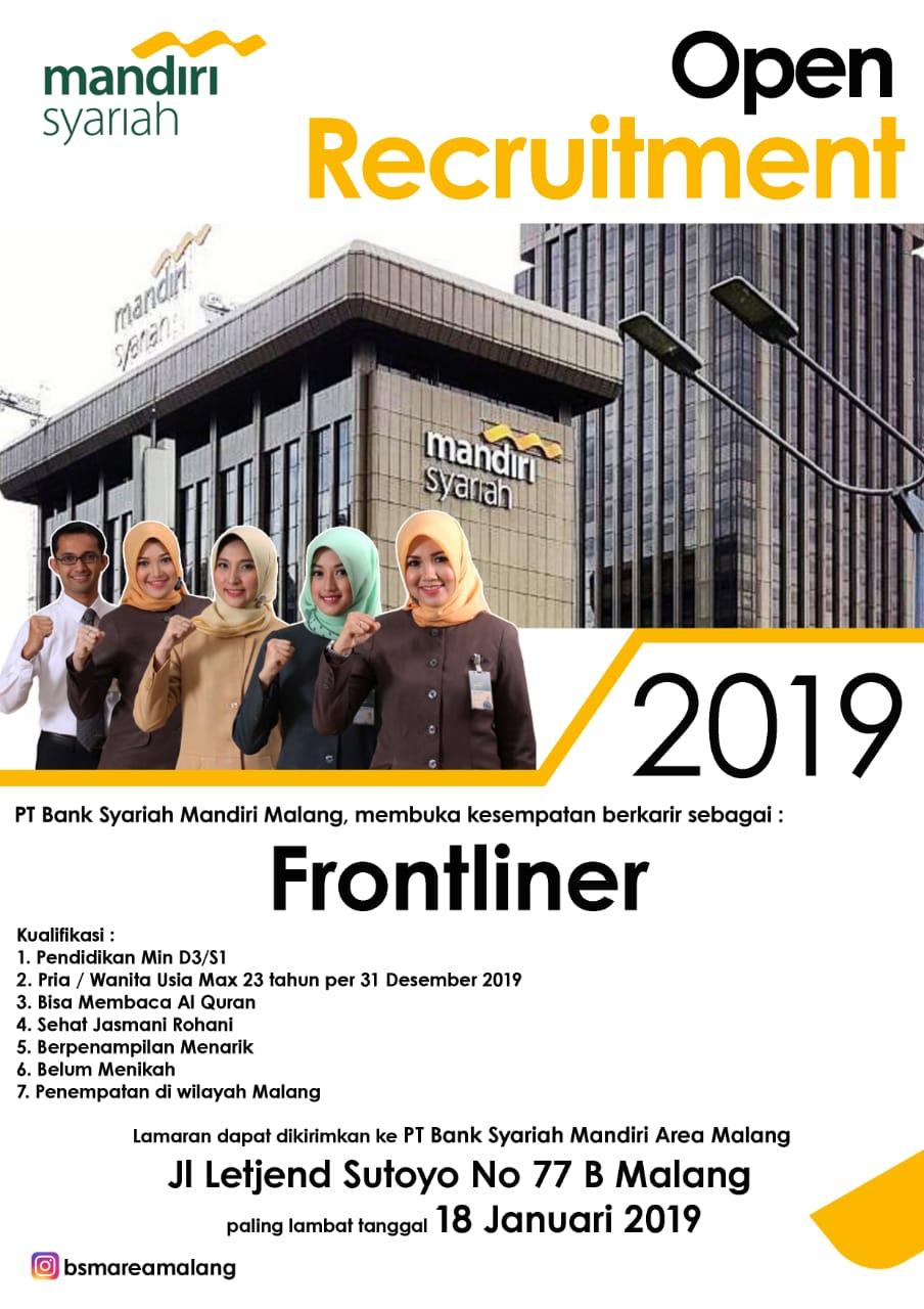 Info Lowongan Pekerjaan Fakultas Ekonomi Uin Maulana Malik Ibrahim Malang