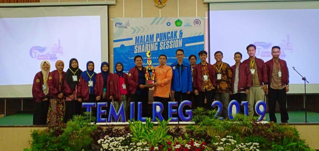 FE UIN Malang Tuan Ruah Temu Ilmiah Regional FoSSEI Jawa Timur