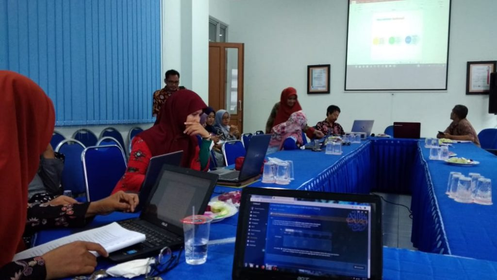 Workshop Menuju Jurnal Bereputasi