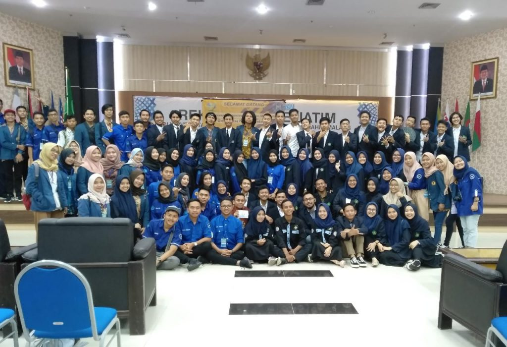 Studi Banding HMJ Manajemen Unram di UIN Malang