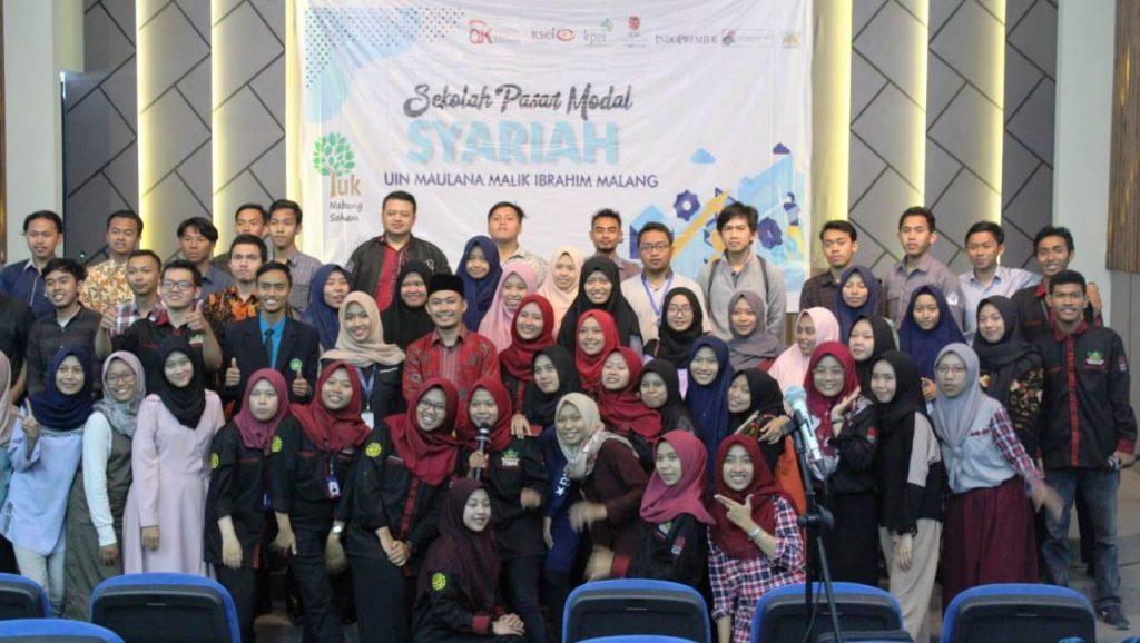 GIS – BEI UIN Malang Gelar Sekolah Pasar Modal Syariah