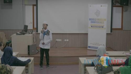 Doni Hermawan, Finalis World Muslim Conference