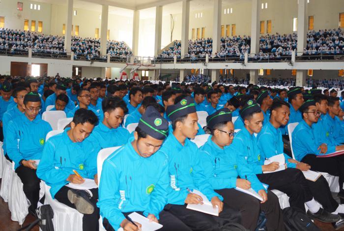 Selamat Datang 476 Mahasiswa Baru FE 2019