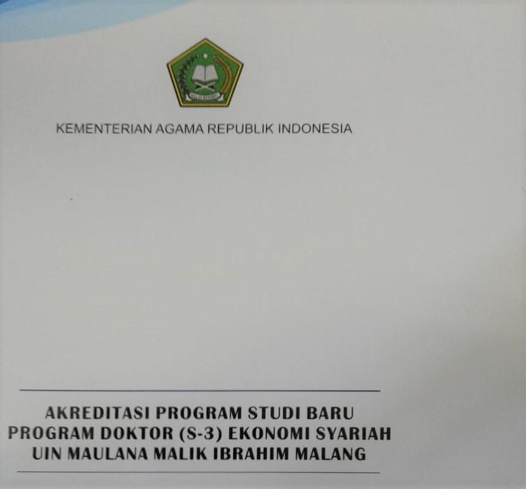 Uin Malang Segera Buka Program Doktor Ekonomi Syariah Fakultas Ekonomi Uin Maulana Malik Ibrahim Malang