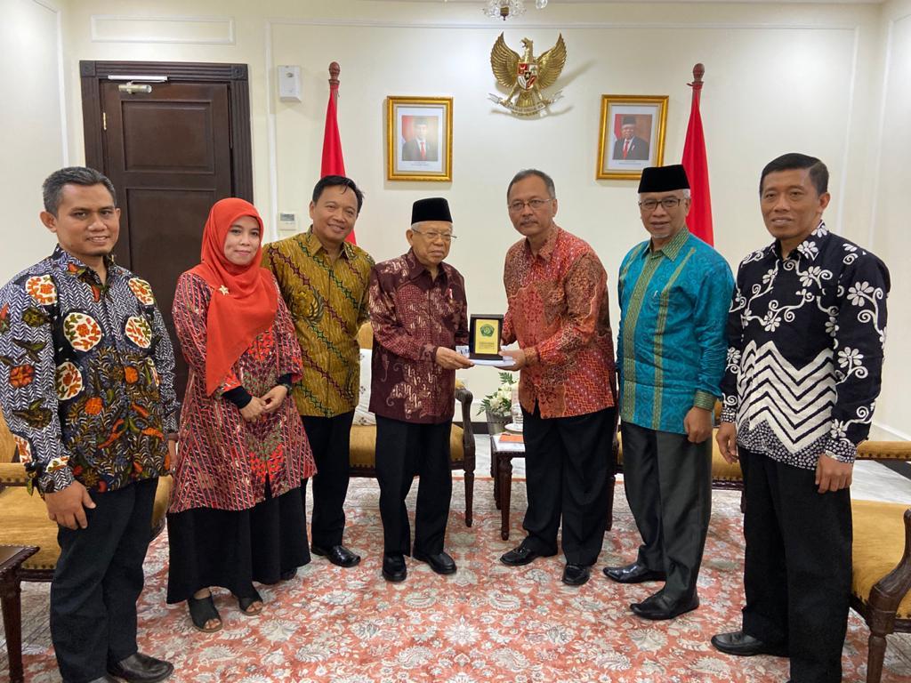 FE UIN Malang Tawarkan  Roadmap Ekonomi Syariah 2019-2024