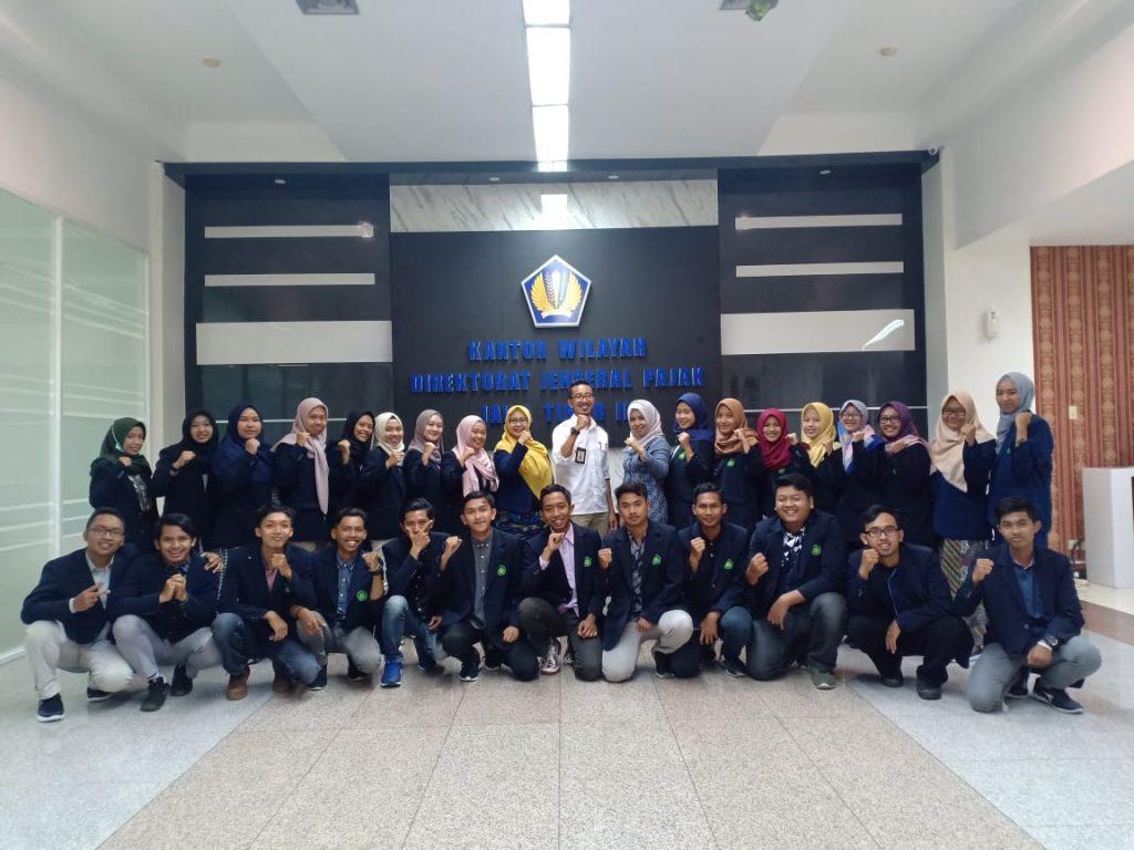 Relawan dan Aslab Tax Center Ikuti Pelatihan E-Filing