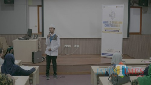 Doni Hermawan, Finalis World Muslim Conference