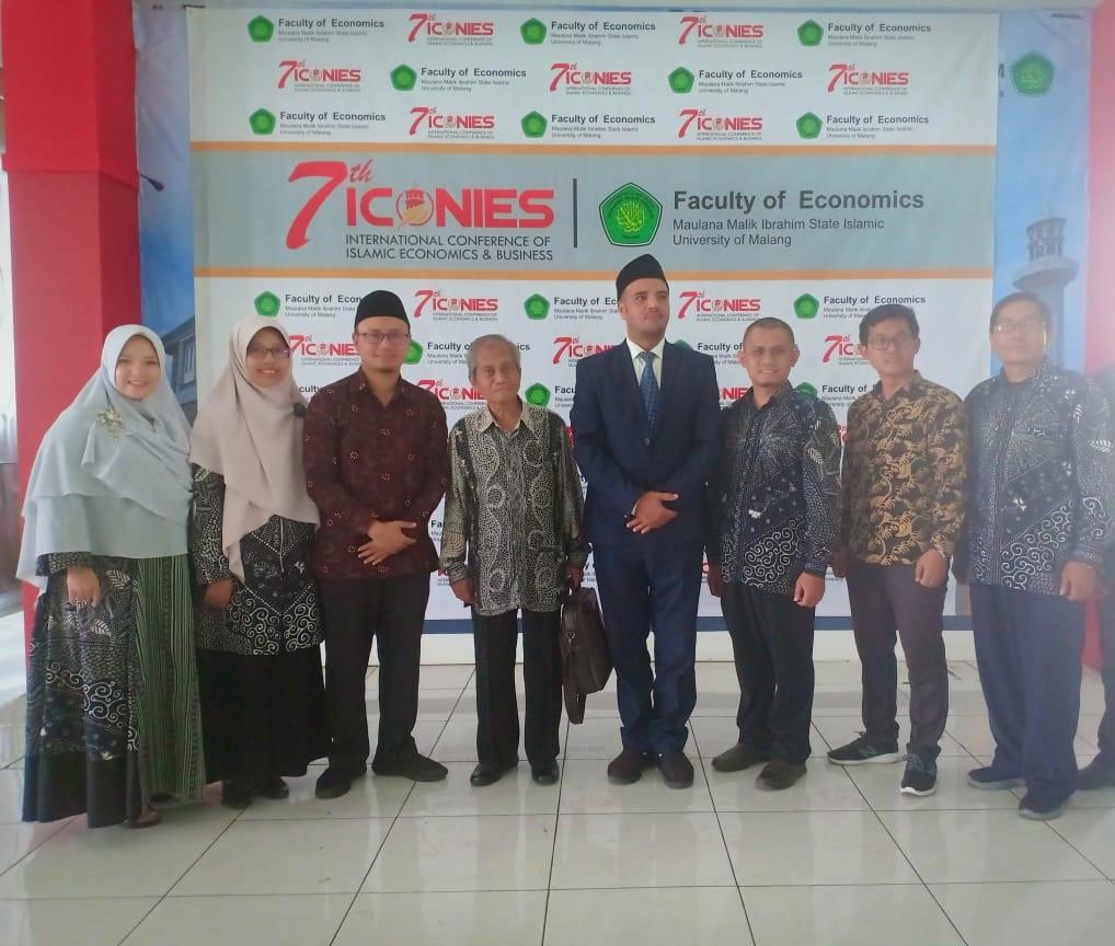 Kembangkan Ekonomi Syariah, FE UIN Malang Gelar ICONIES ke 7