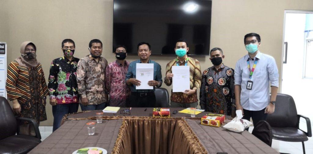 Penandatangaan MoU Dengan Nutrifood Indonesia Jakarta